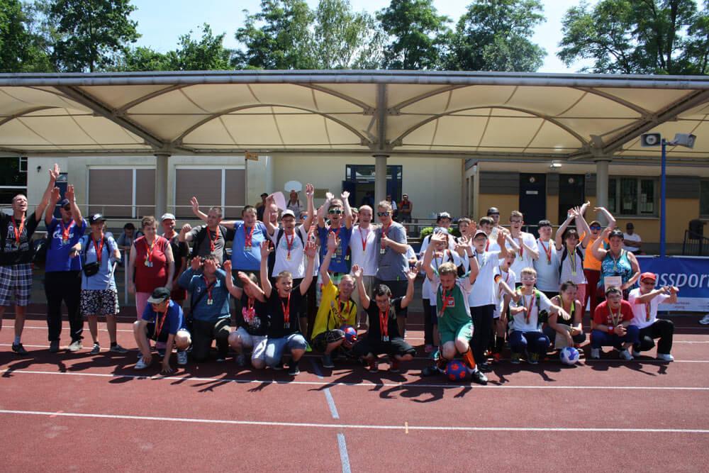Integrationssportfest vom Kreissportbund Landkreis Leipzig