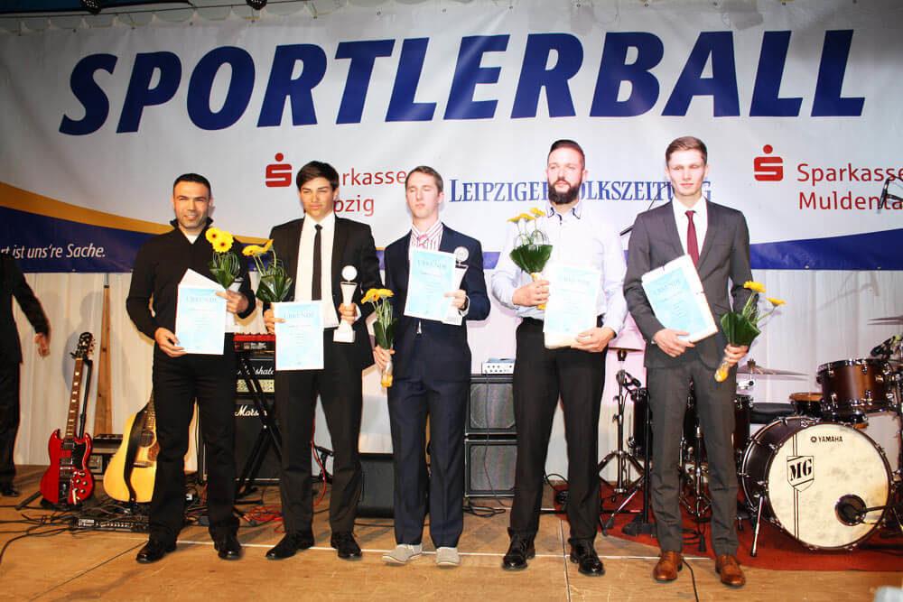 Sportlerball des Kreissportbunds Landkreis Leipzig