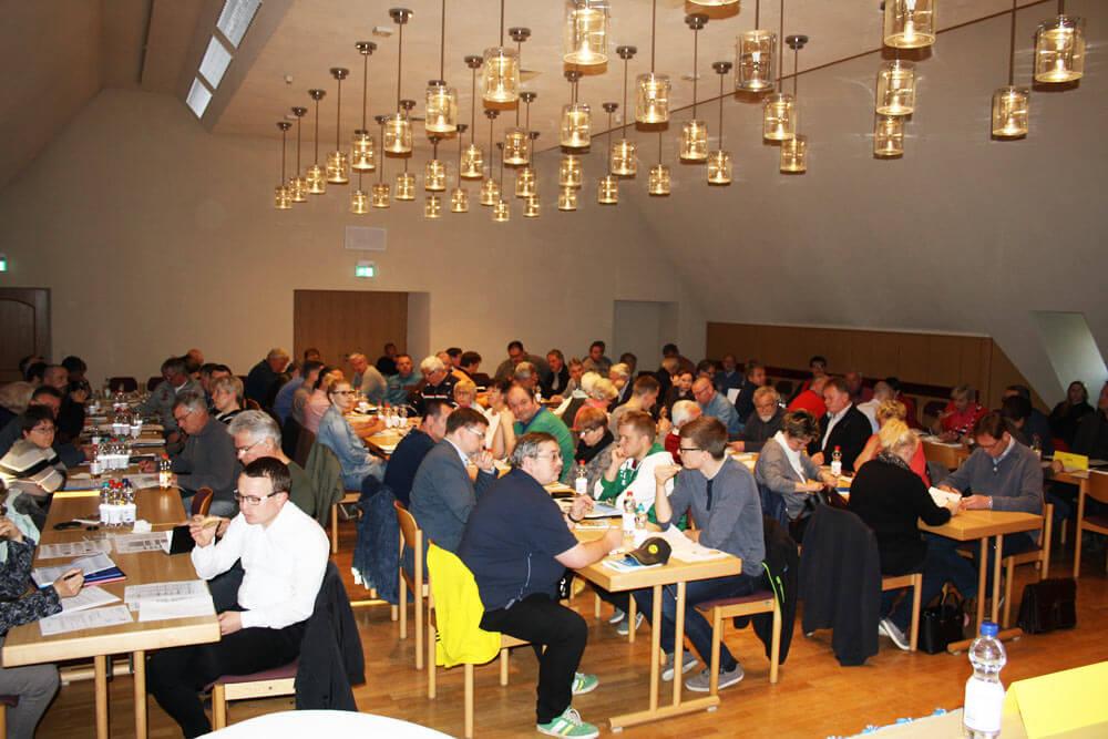 Mitgliederversammlung des Kreissportbunds Landkreis Leipzig